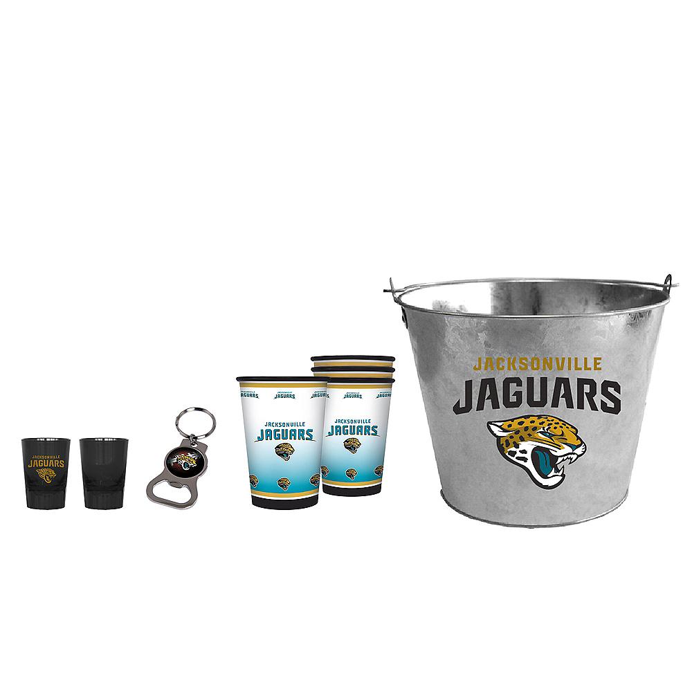 Jacksonville Jaguars Drinkware Tailgate Kit Image #1