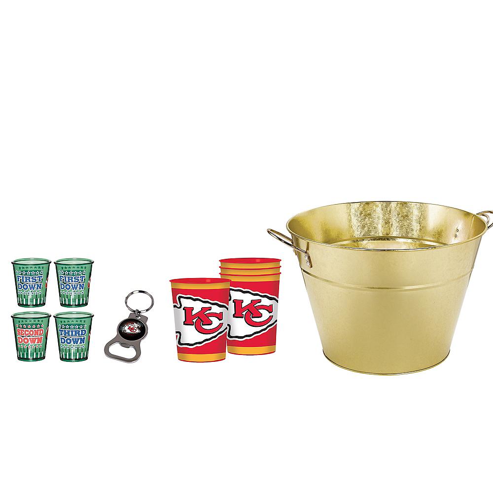 Kansas City Chiefs Drinkware Tailgate Kit Image #1