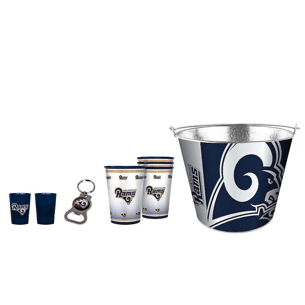 Los Angeles Rams Drinkware Tailgate Kit Image #1