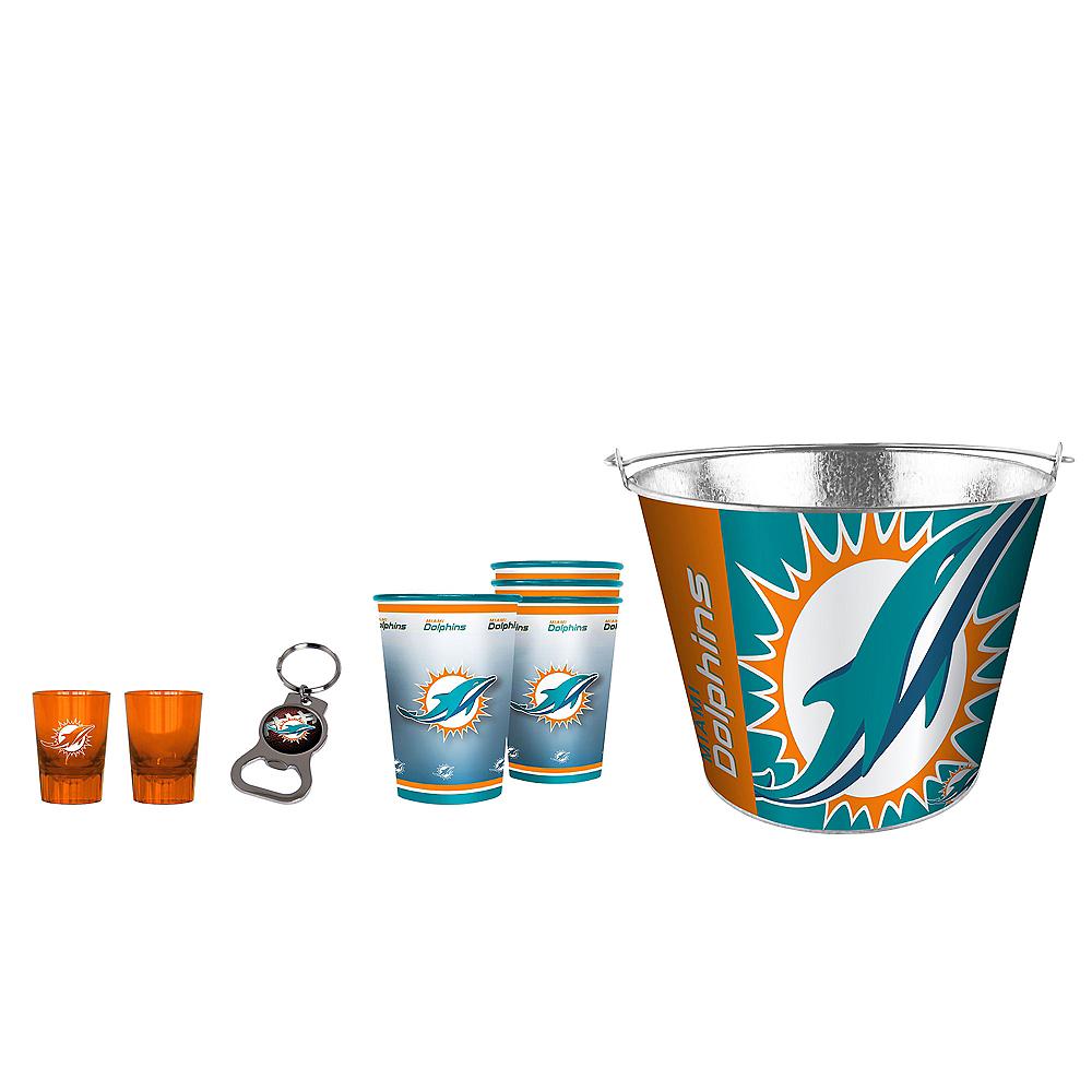 Miami Dolphins Drinkware Tailgate Kit Image #1