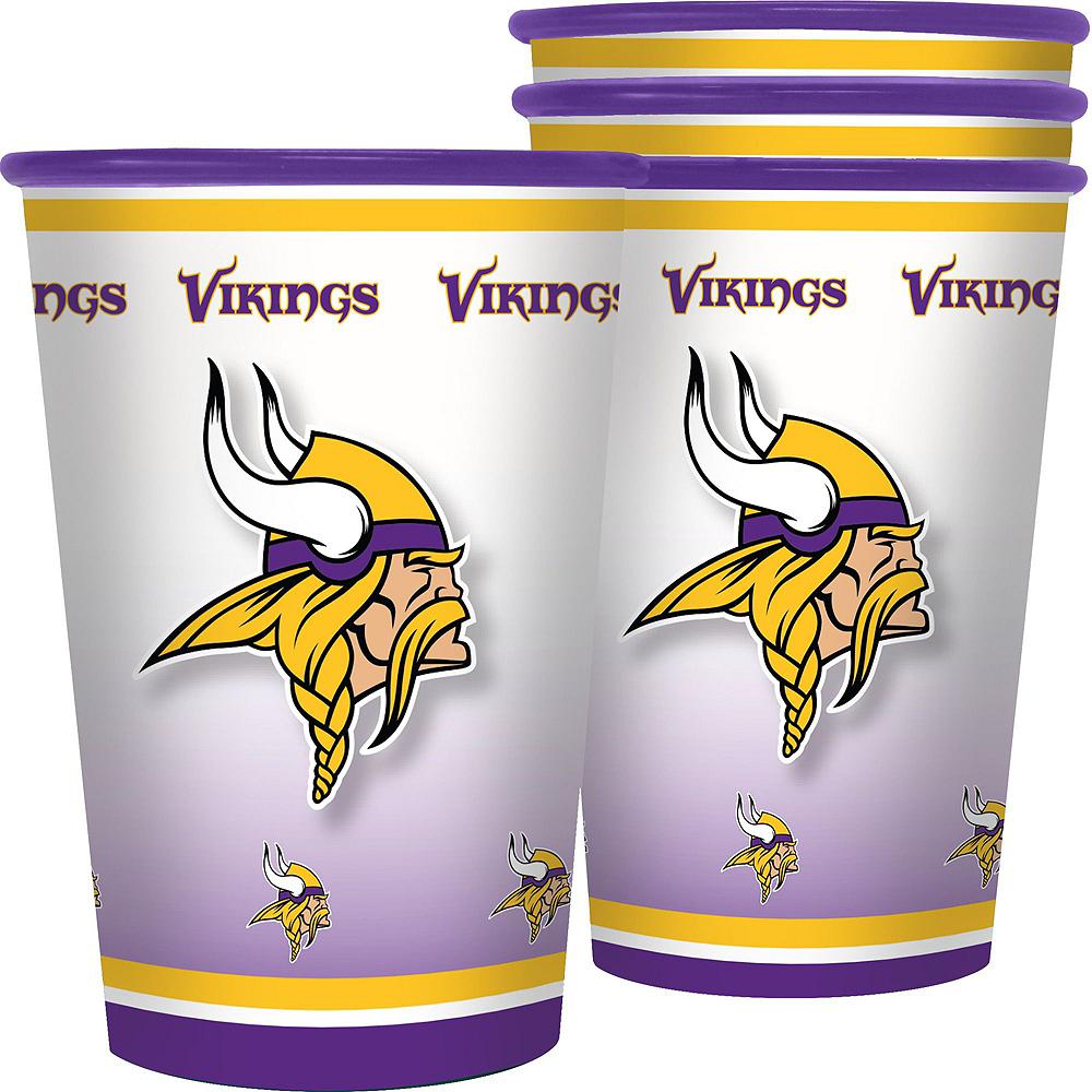 Minnesota Vikings Drinkware Tailgate Kit Image #2