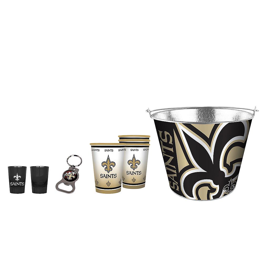 New Orleans Saints Drinkware Tailgate Kit Image #1