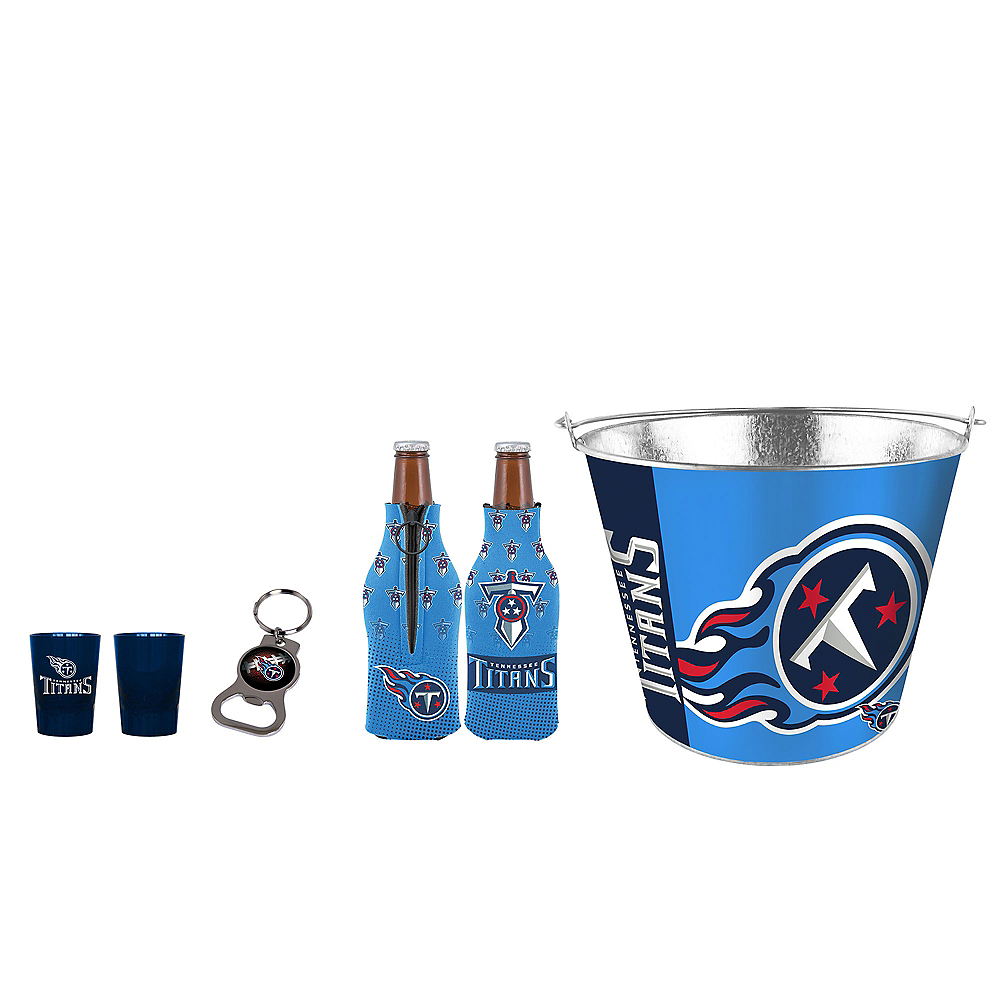 Tennessee Titans Drinkware Tailgate Kit Image #1