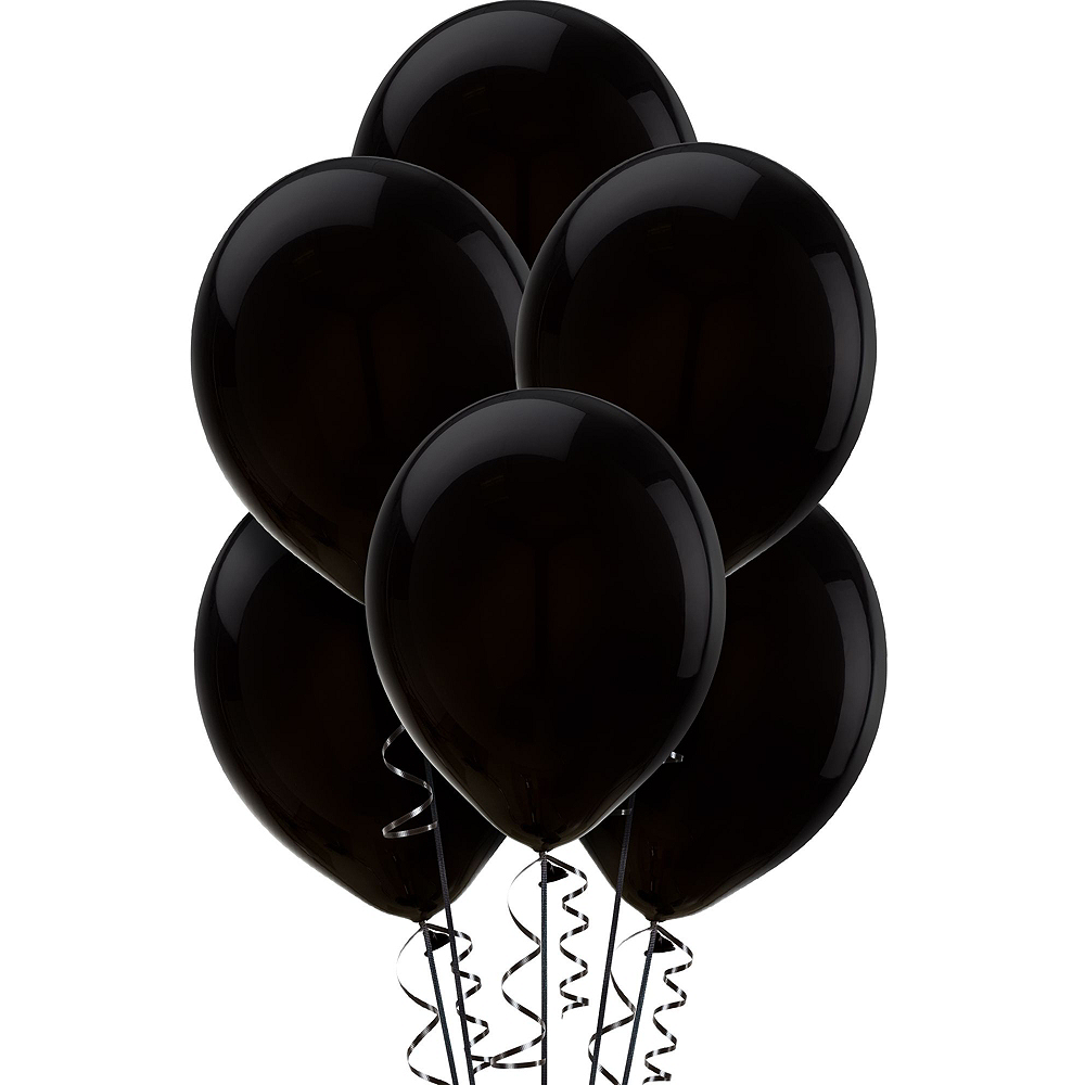 Air-Filled Multicolor Balloon Drop Kit Image #3
