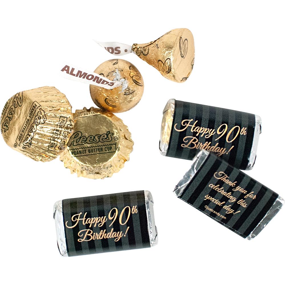 Milestone 90th Birthday Hershey's Chocolate Mix 180pc Image #3