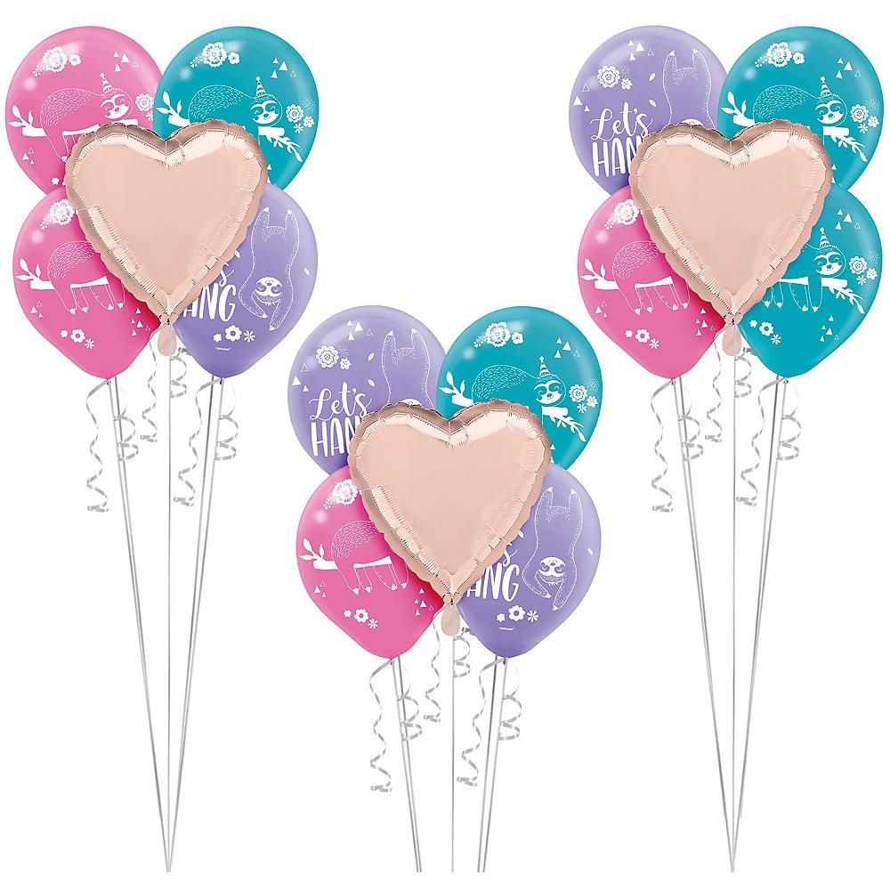 Sloth Party Balloon Kit Image #1