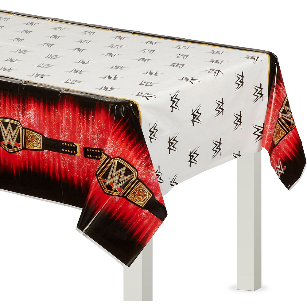 WWE Champion Tableware Kit for 8 Guests Image #7