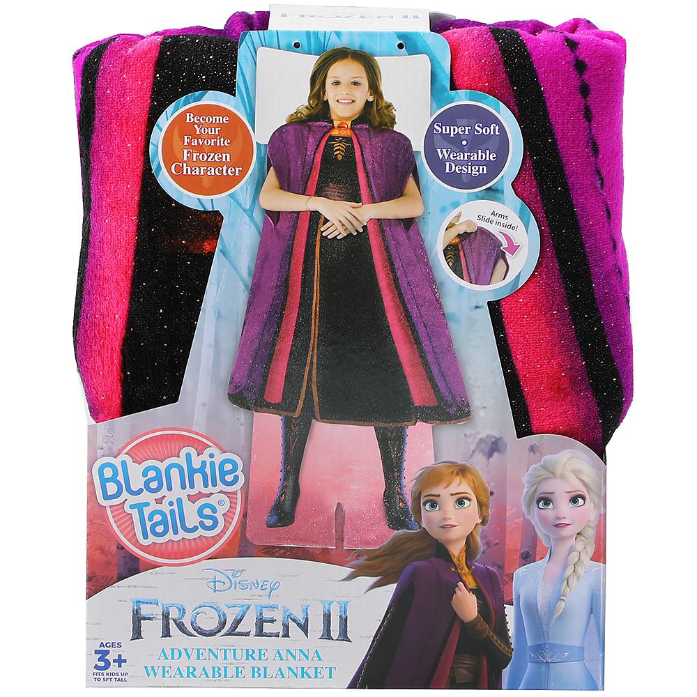 Anna Blankie Tail - Frozen 2 Image #1