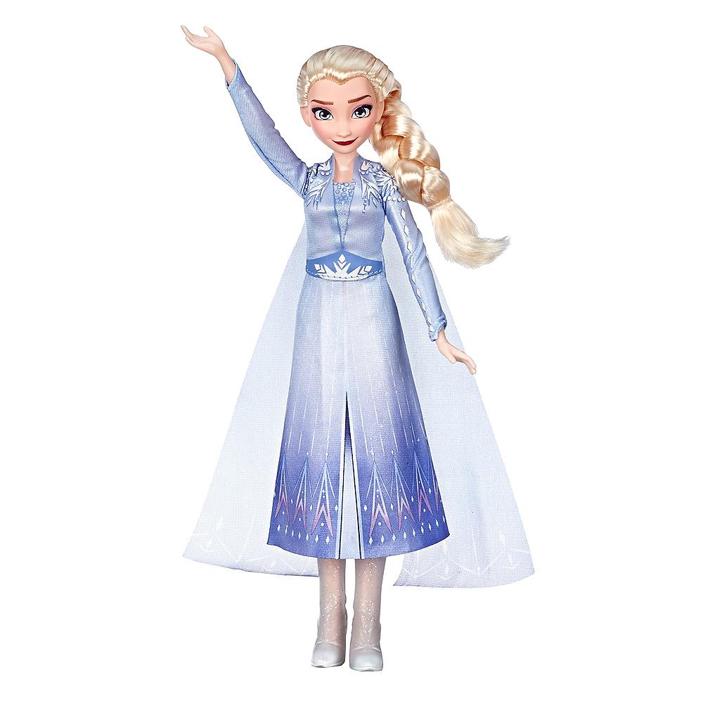 Singing Elsa Doll - Frozen 2 Image #1