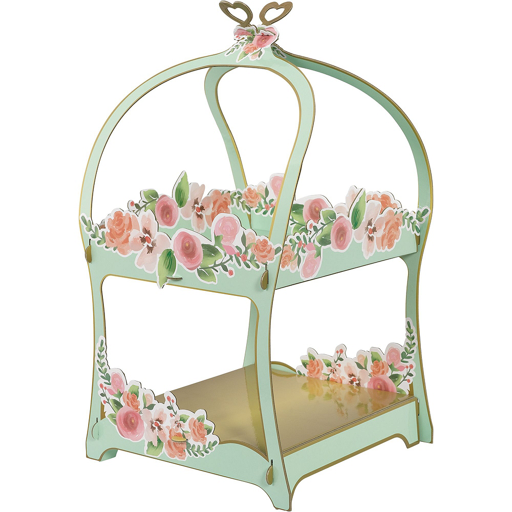 Mint to Be Bridal Shower Table Decorating Kit Image #3