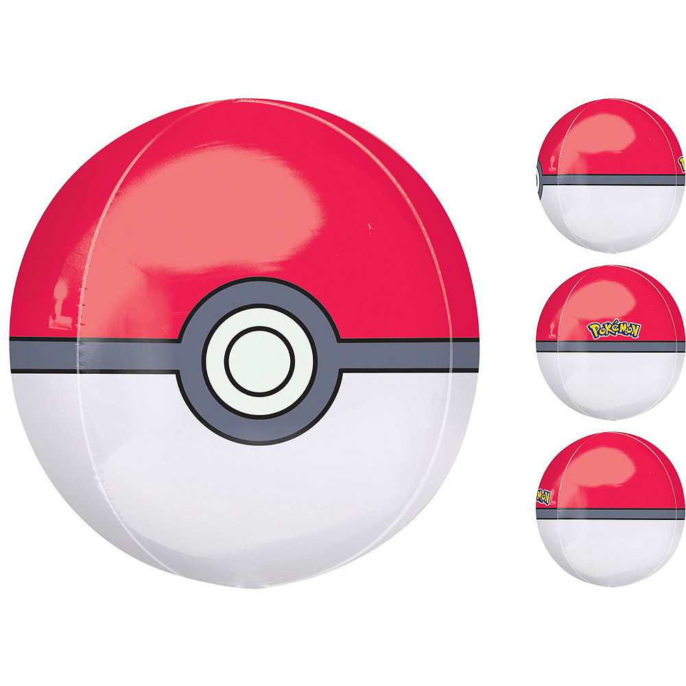 Nav Item for Ultimate Classic Pokemon Tableware Party Kit for 24 Guests Image #13