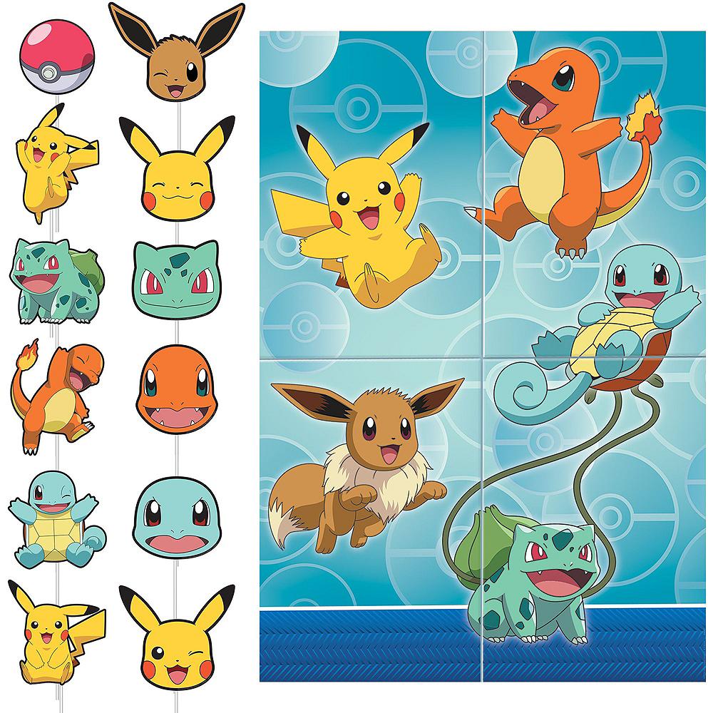 Classic Pokemon Decoration Kit Image #4