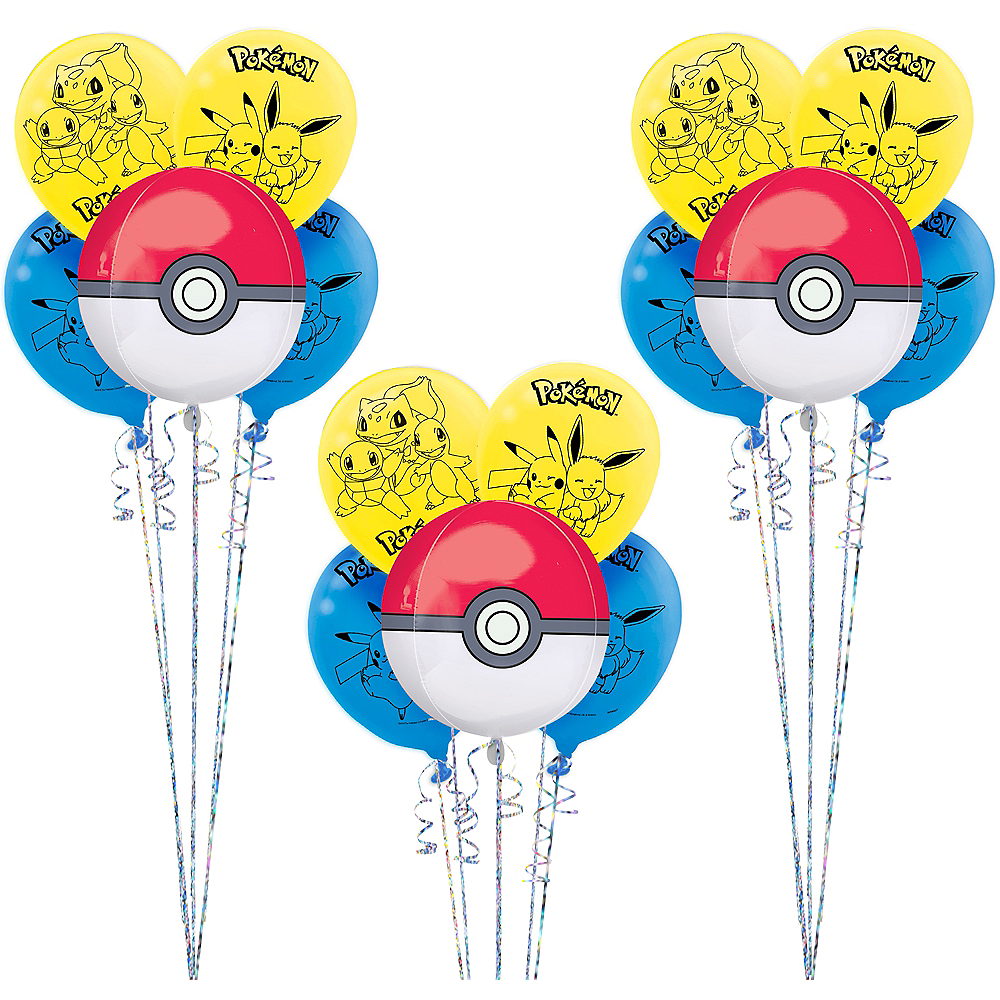 Nav Item for Classic Pokemon Core Balloon Kit Image #1