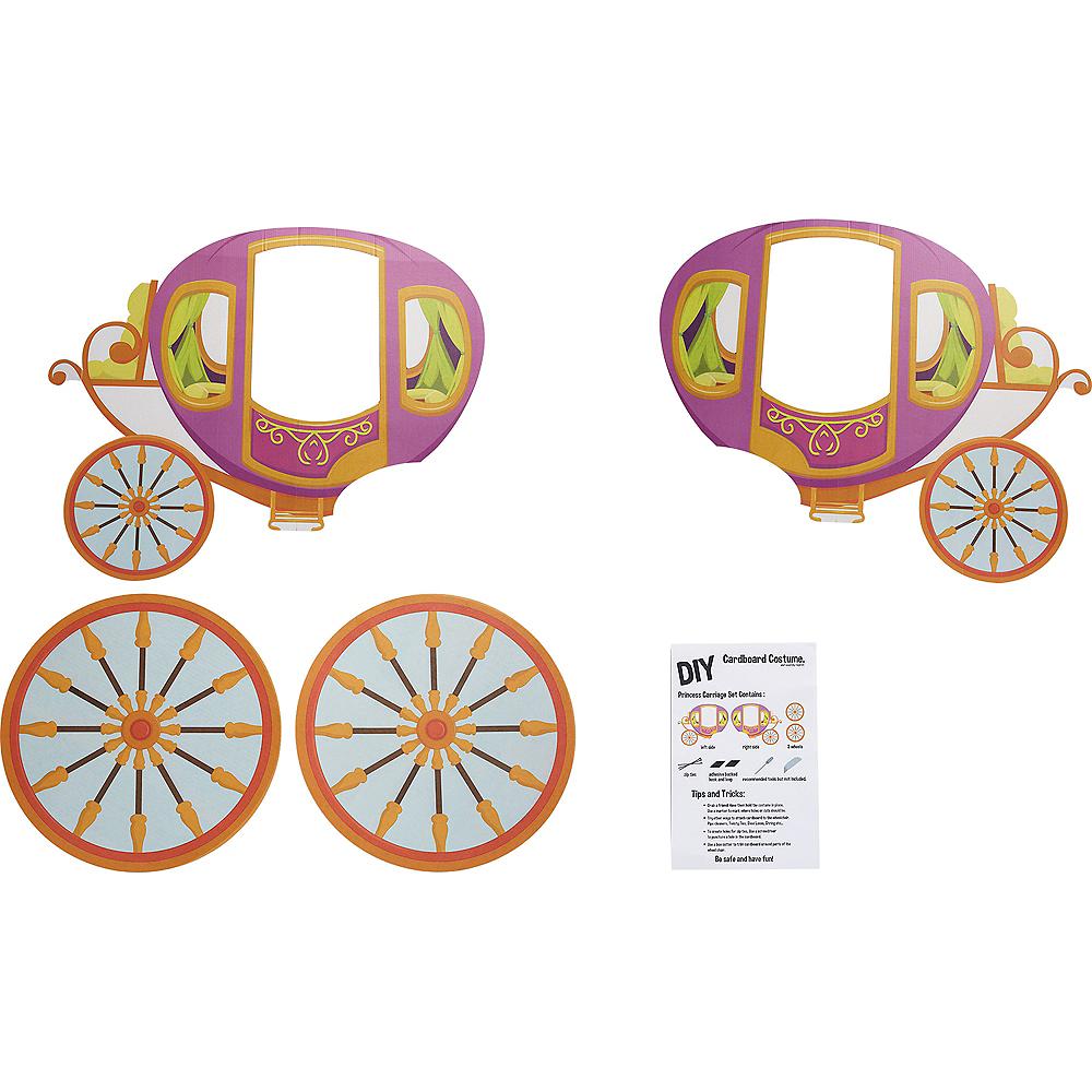 Child Wheelchair Princess Carriage Costume Image #2