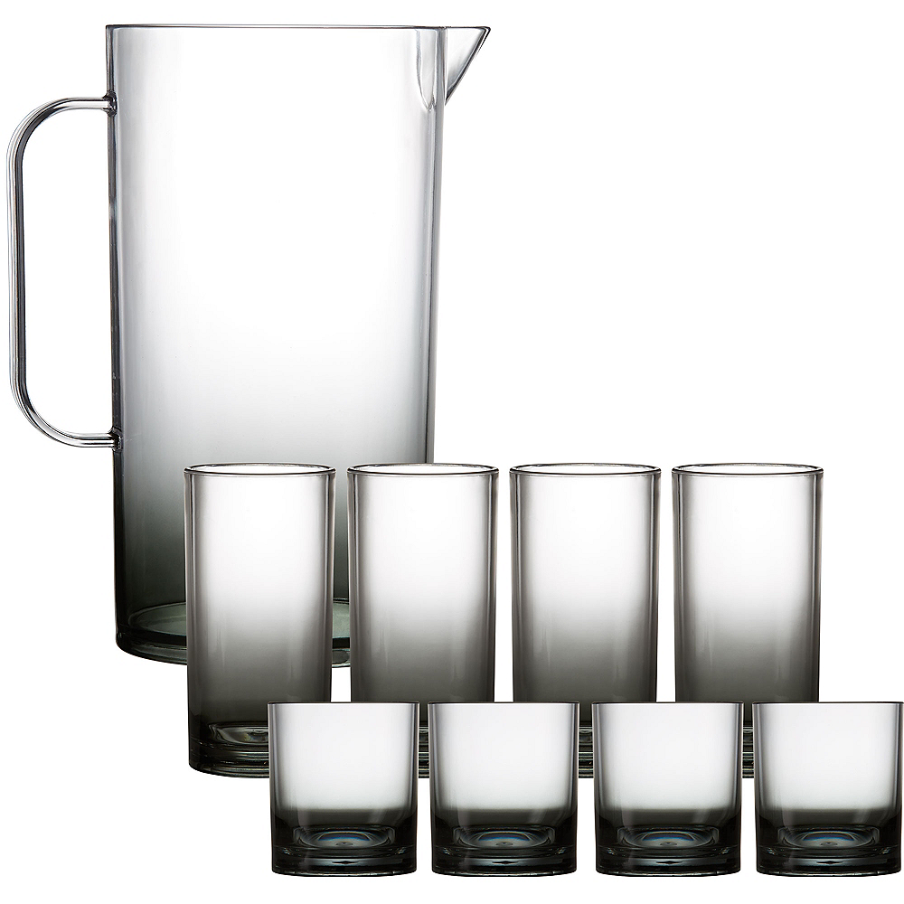 Nav Item for Ombre Premium Acrylic Tumbler Set for 4 Image #1