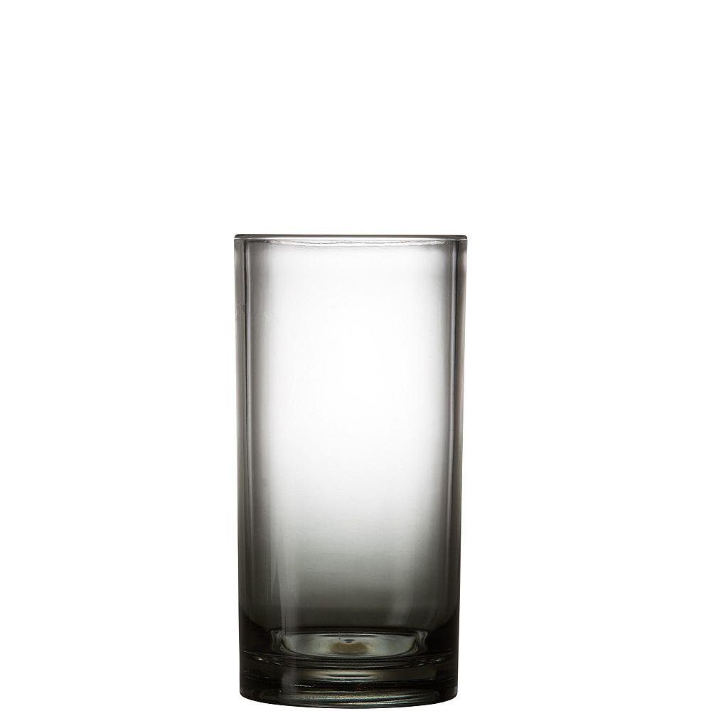 Creamy White Melamine Beaded Tableware Set for 8 Image #5