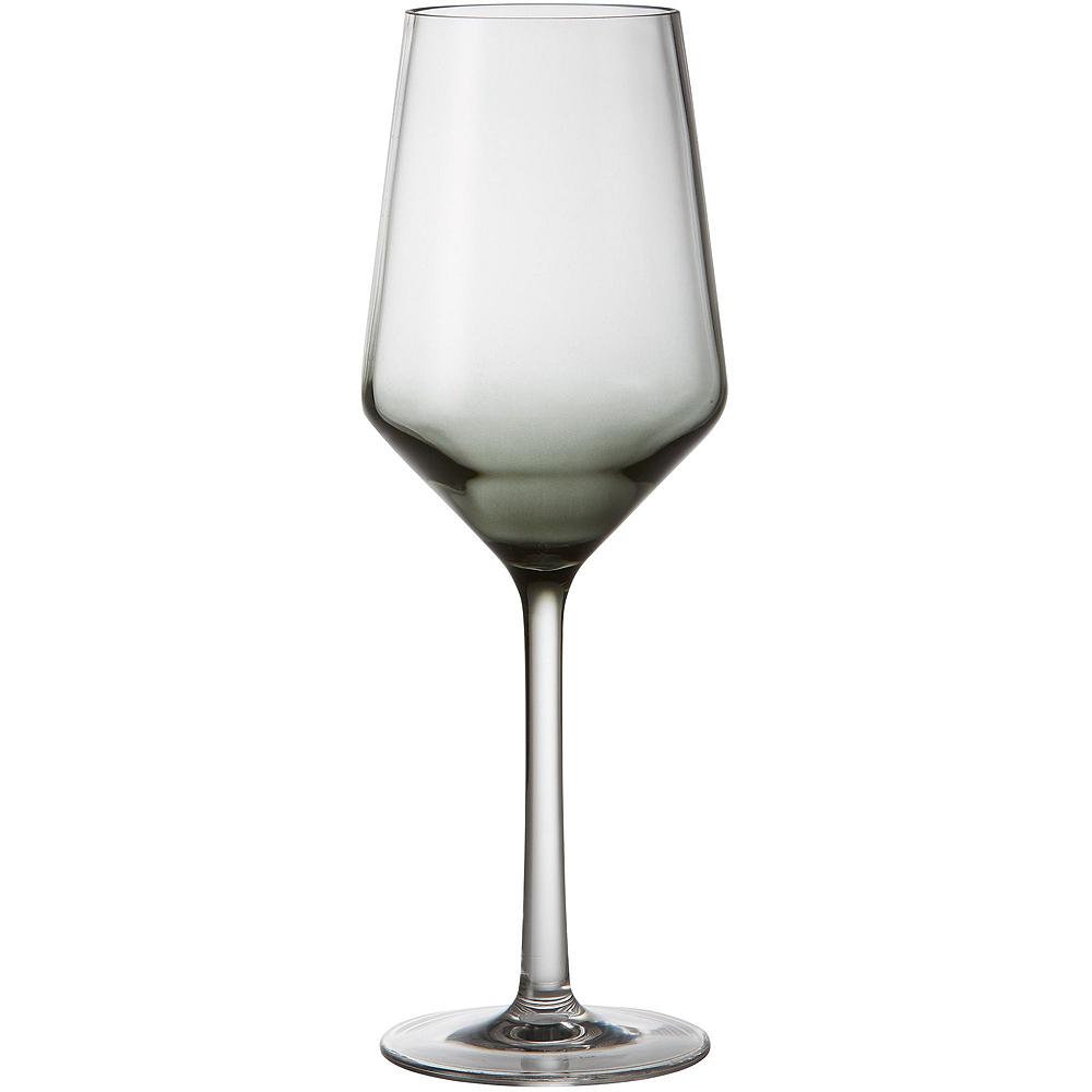 Creamy White Melamine Beaded Tableware Set for 8 Image #6