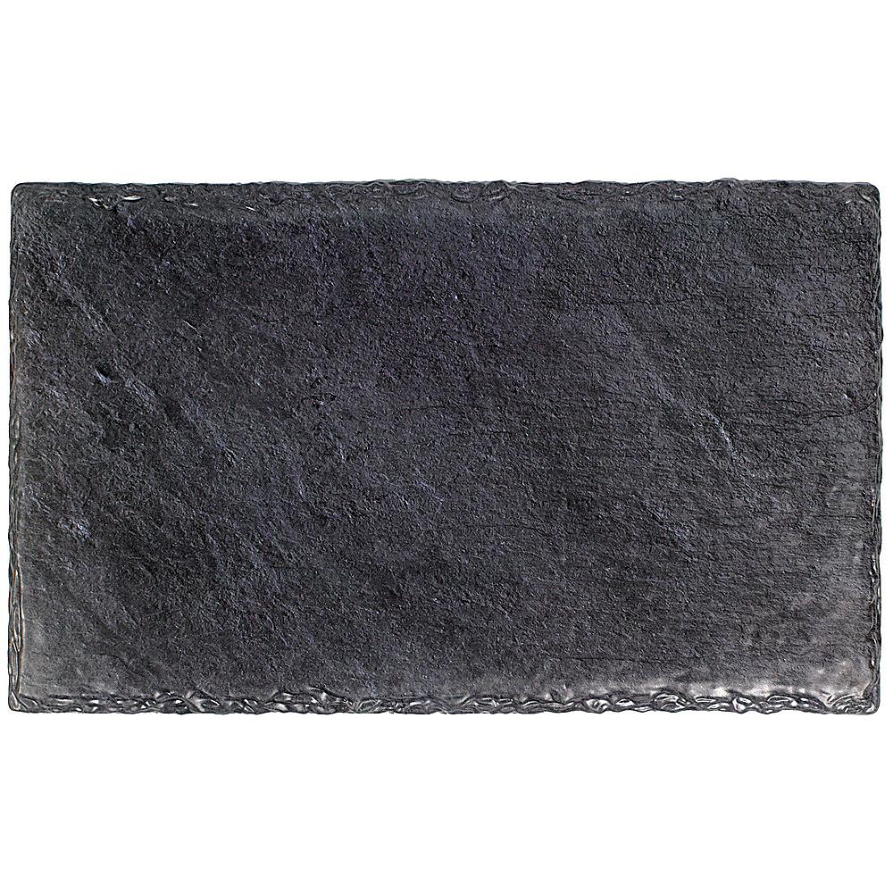 Faux Black Slate Melamine Cheese Board & Bowl Set Image #5