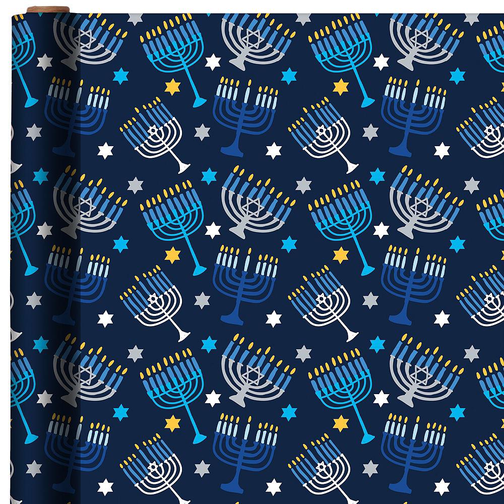 Hanukkah Gift Wrap Kit Image #6