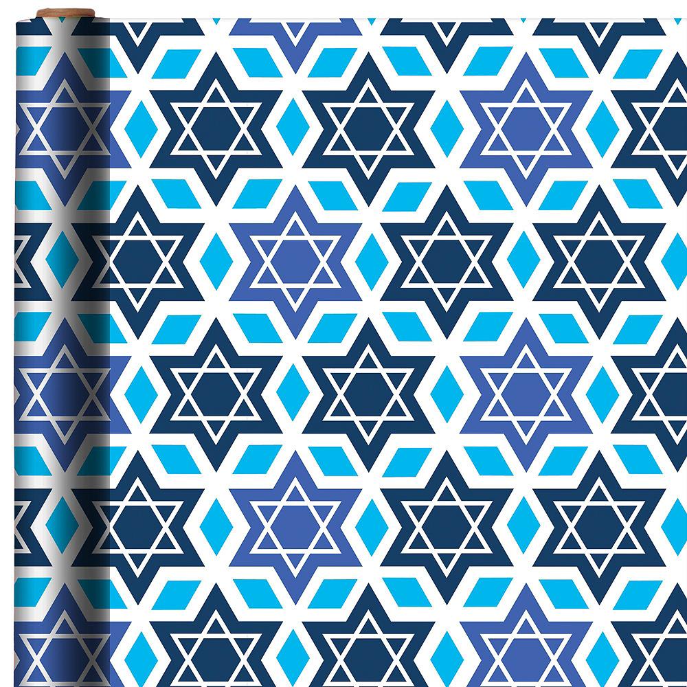 Hanukkah Gift Wrap Kit Image #7