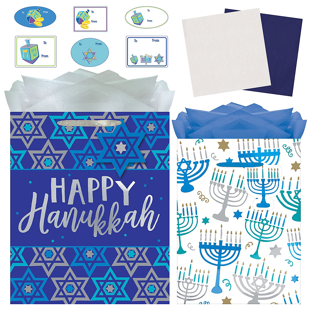 Hanukkah Gift Bag Kit Image #1