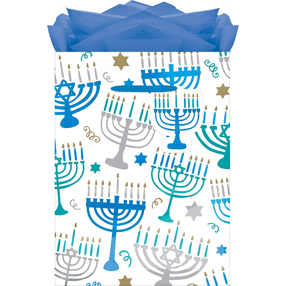 Hanukkah Gift Bag Kit Image #4