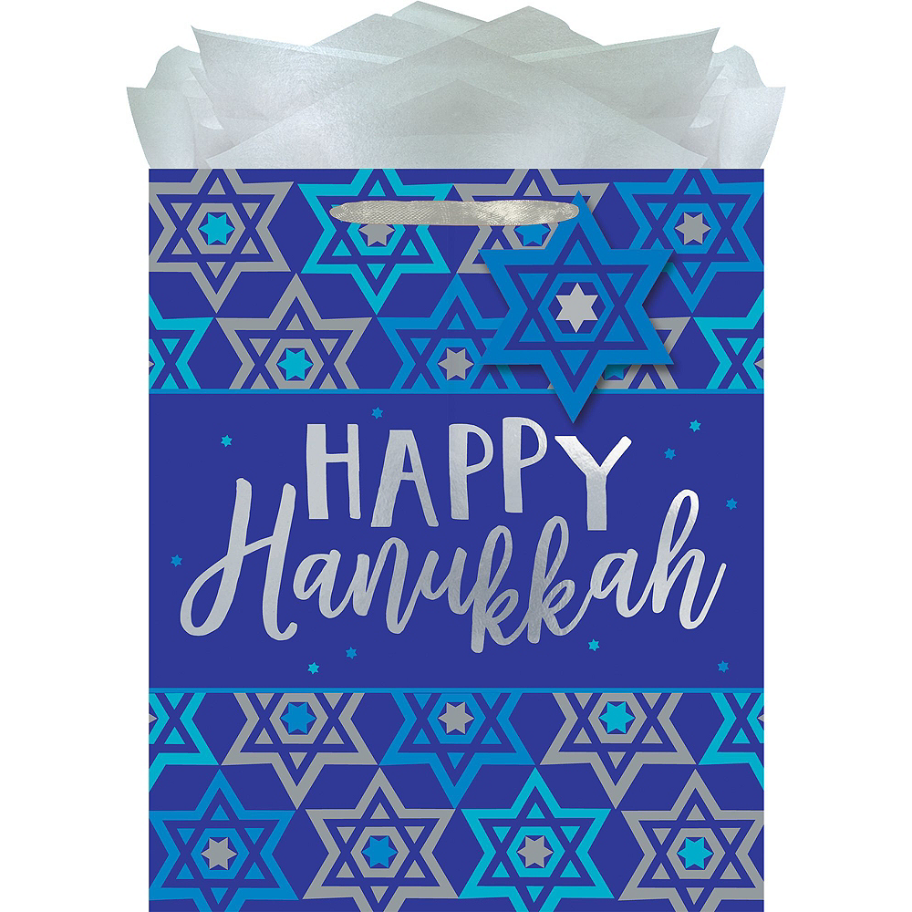 Hanukkah Gift Bag Kit Image #5