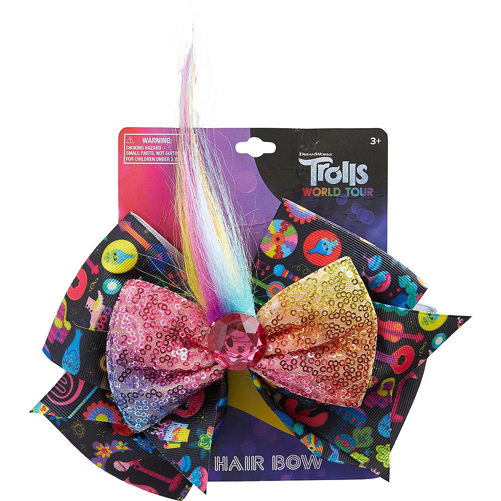 Trolls World Tour Hair Bow Image #2
