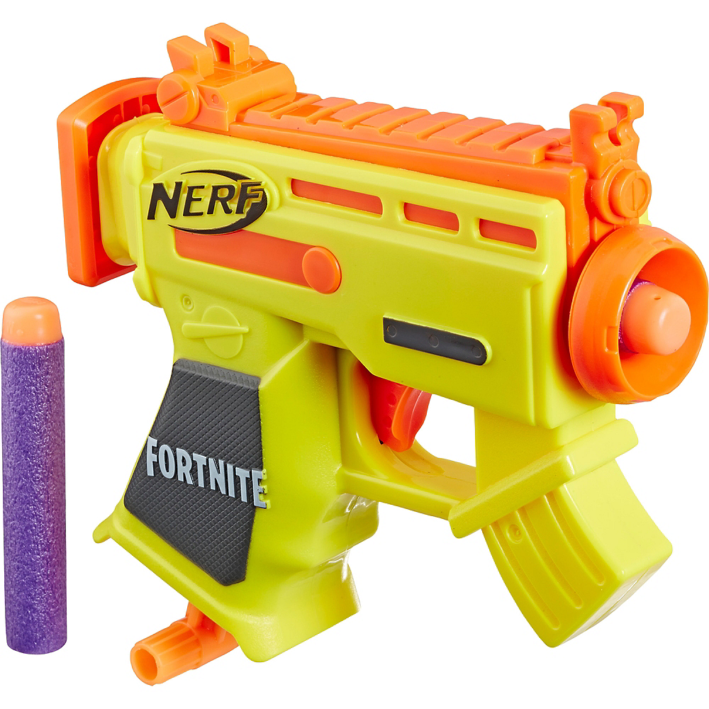 Nerf MicroShots AR-L Blaster Fortnite Image #1
