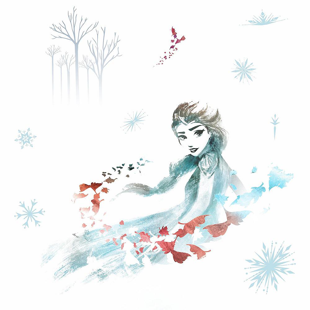 Watercolor Elsa Wall Decals 10ct - Frozen 2 Image #2