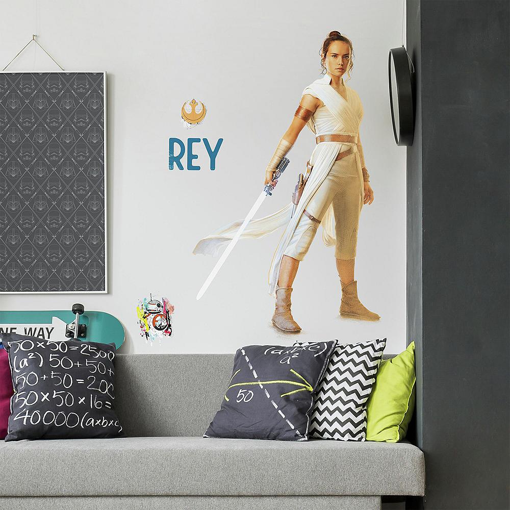 Rey Wall Decals 12ct - Star Wars: Episode IX Rise of Skywalker Image #1
