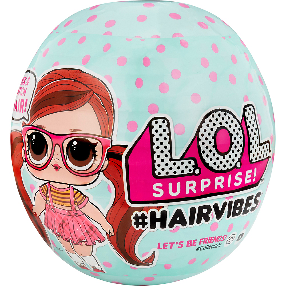 L.O.L. Surprise! Hairvibes Mystery Pack Image #1