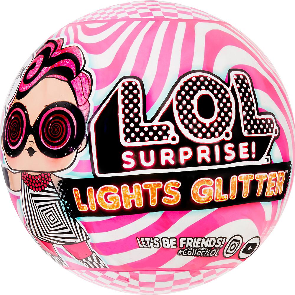 L.O.L. Surprise! Lights Glitter Mystery Pack Image #1