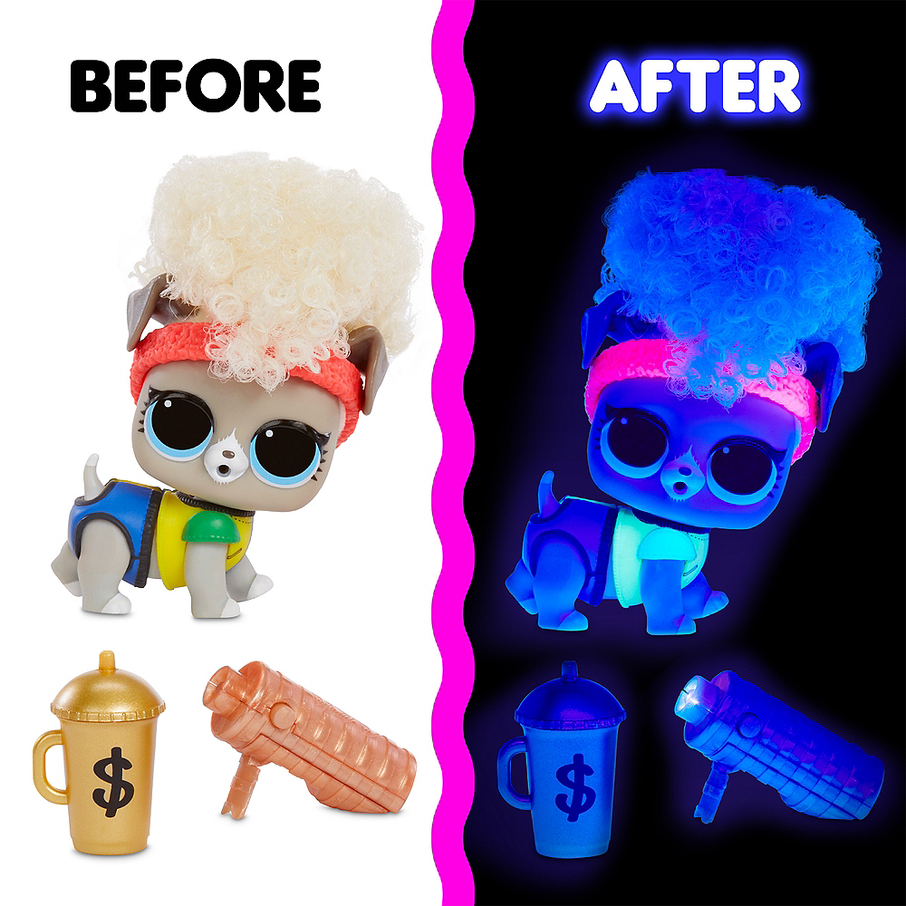 L.O.L. Surprise! Lights Pets Mystery Pack Image #3