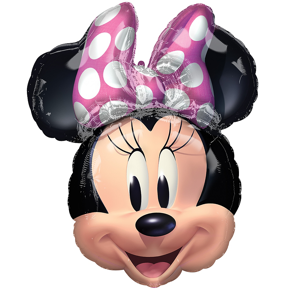 Minnie Mouse Forever Balloon, 26in Image #1