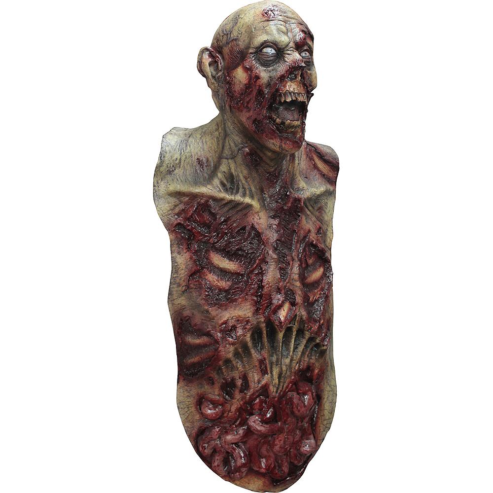 Rotting Guts Zombie Mega Mask Image #1