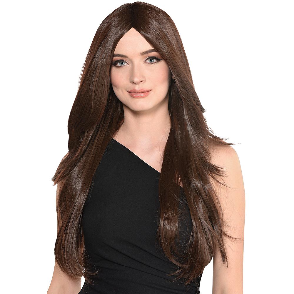 Hot Honey Chestnut Wig Image #1
