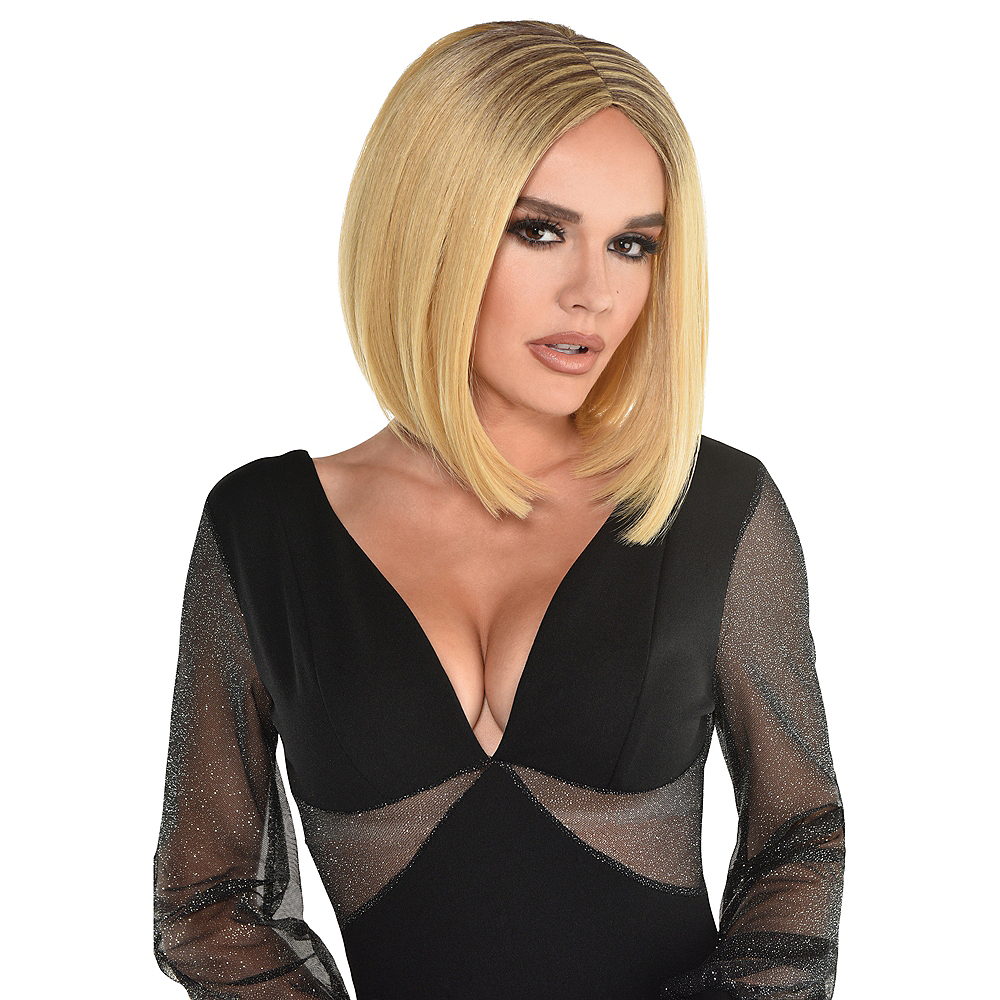 Nav Item for Blond Revenge Wig Image #2