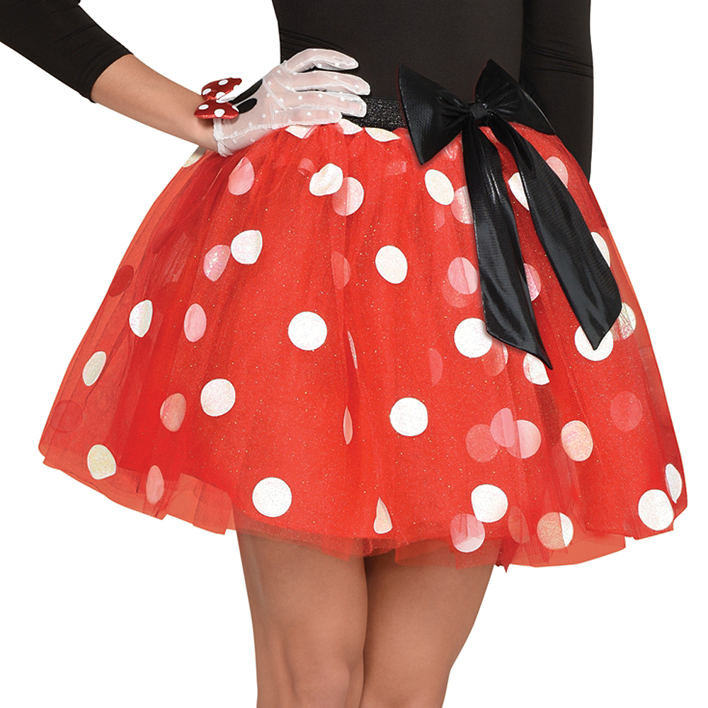 Nav Item for Adult Minnie Mouse Tutu Image #1