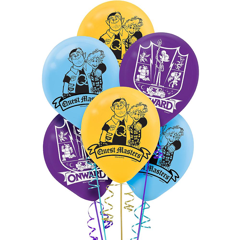 Onward Latex Balloons, 12in, 6ct Image #1