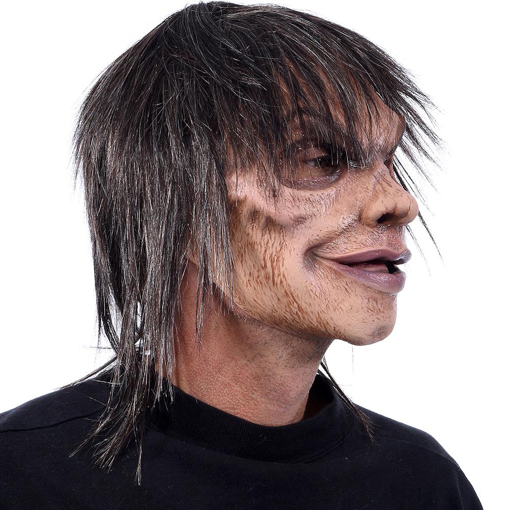 Girlish Ghoul Zombie Face Mask Image #1