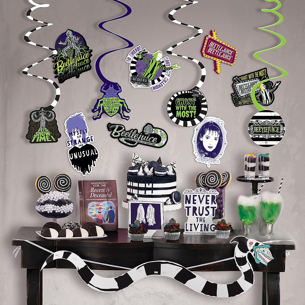 Beetlejuice Room Decorating Kit