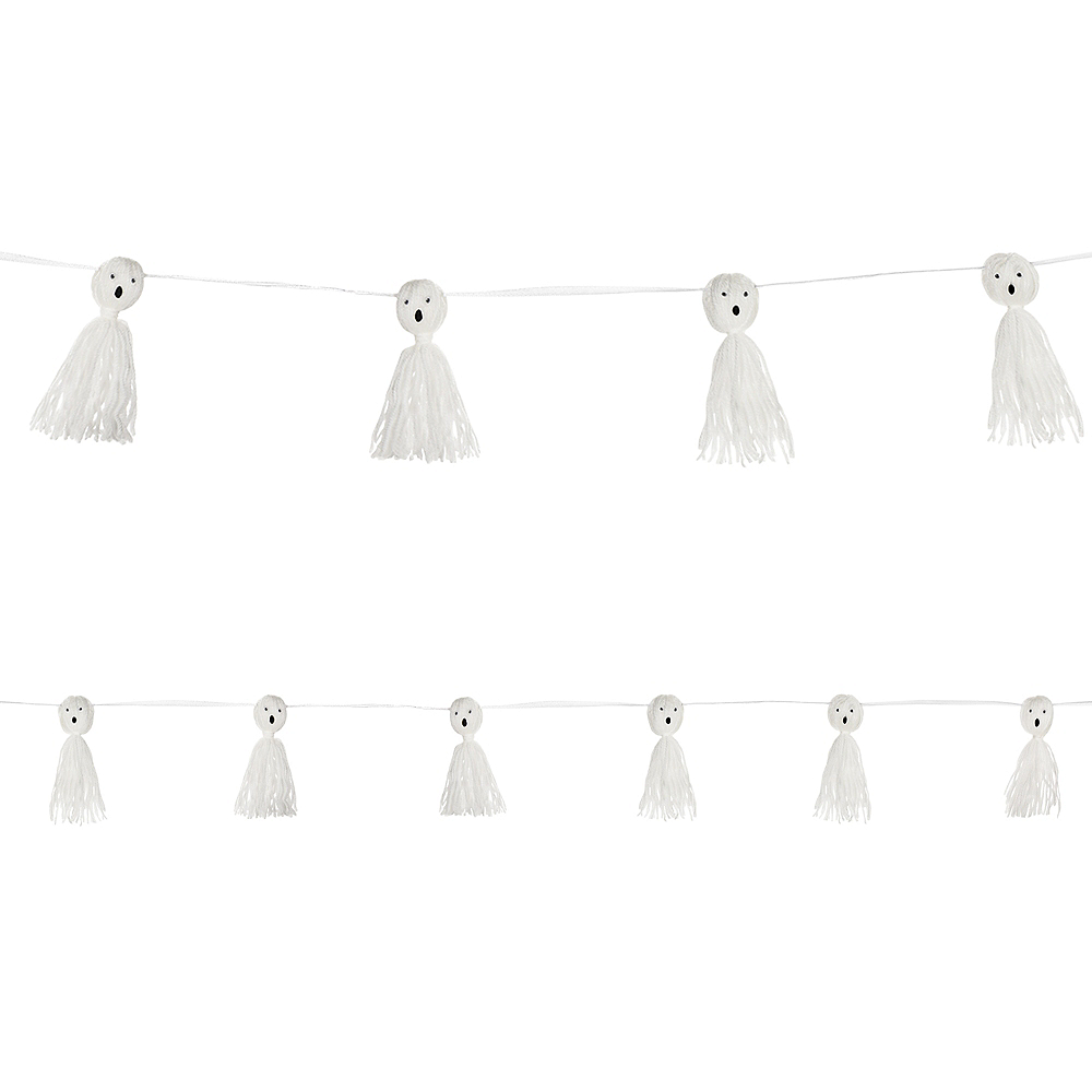 Nav Item for Ghost Tassel Garland Image #1