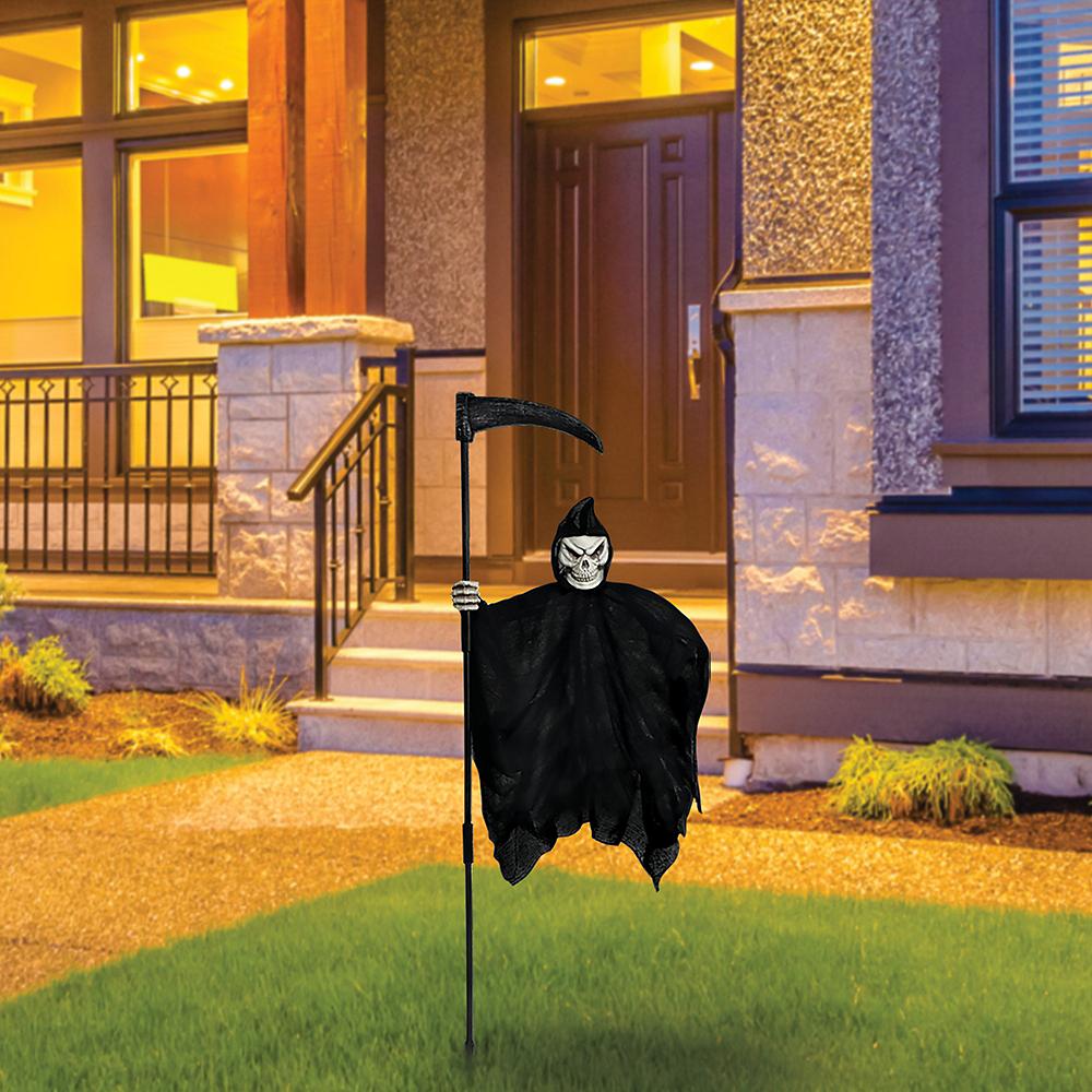Reaper Illusion Yard Stake Image #1