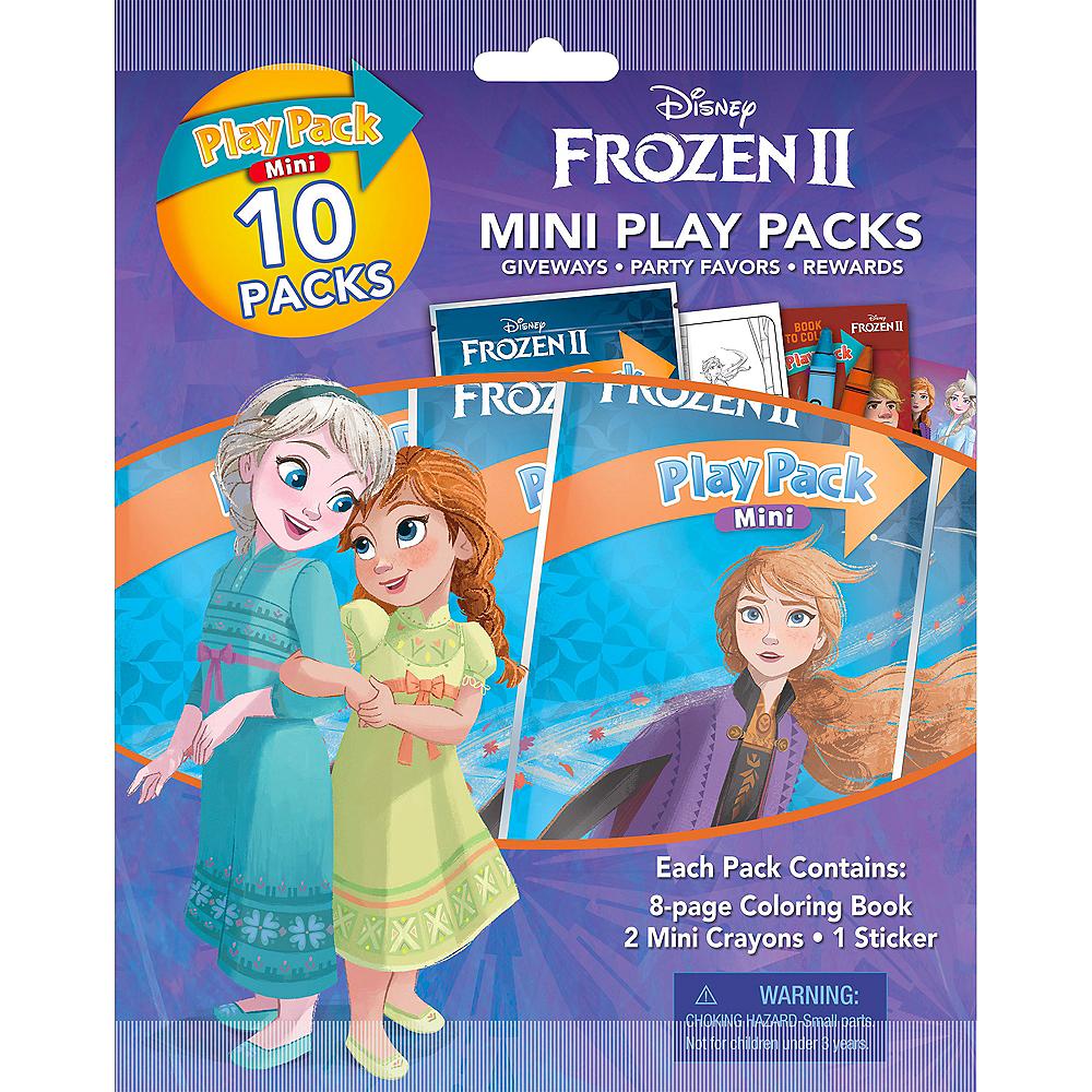 Frozen 2 Mini Play Packs 10ct Image #3