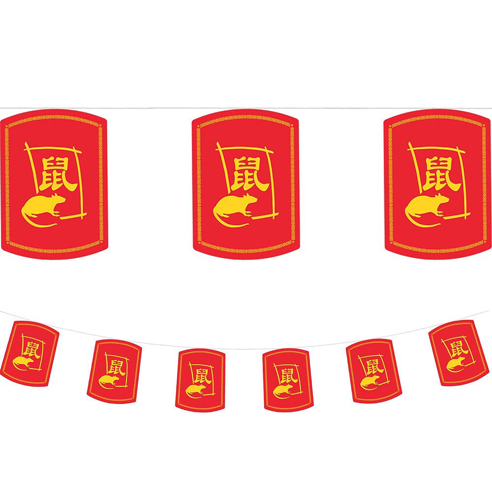 Chinese New Year Room Decorating Kit Image #4