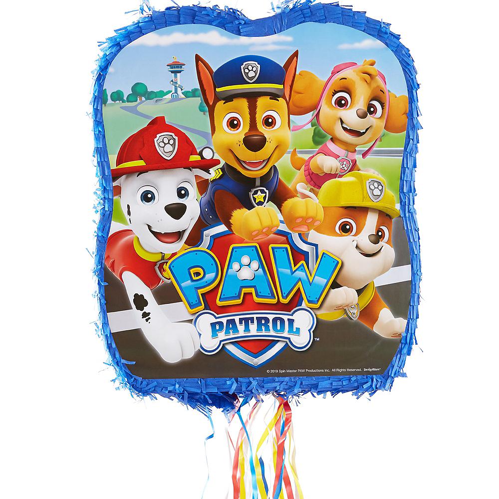 Pull String PAW Patrol Adventures Pinata Image #1
