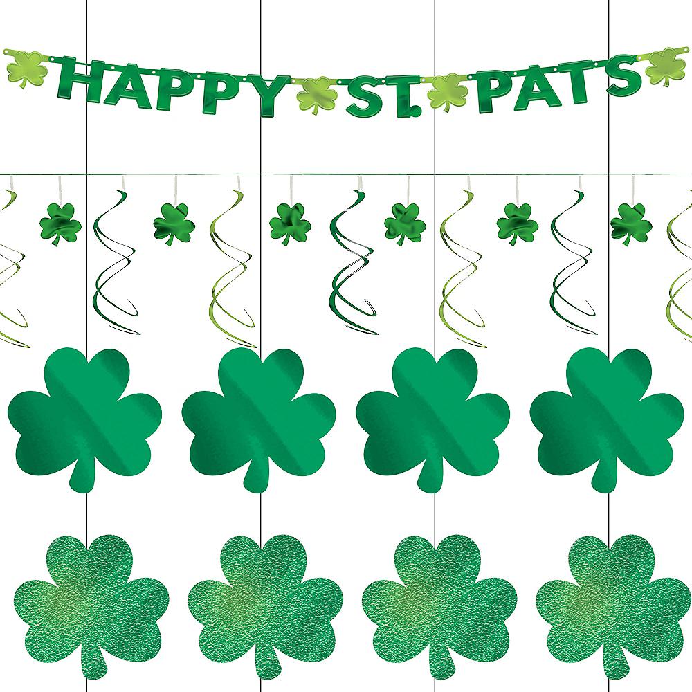 St. Pats Hanging Deco Kit Image #1