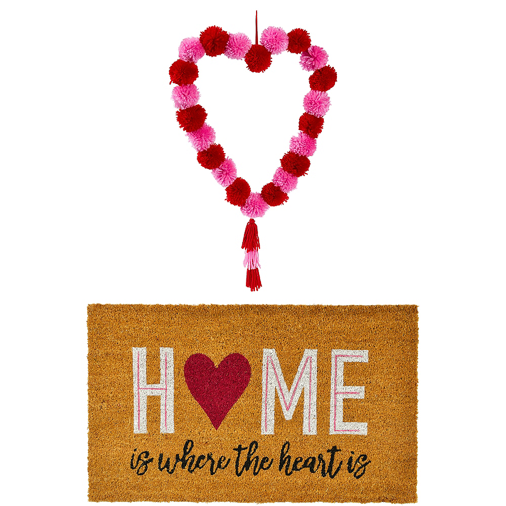 Valentine's Day Entryway Decorating Set Image #1