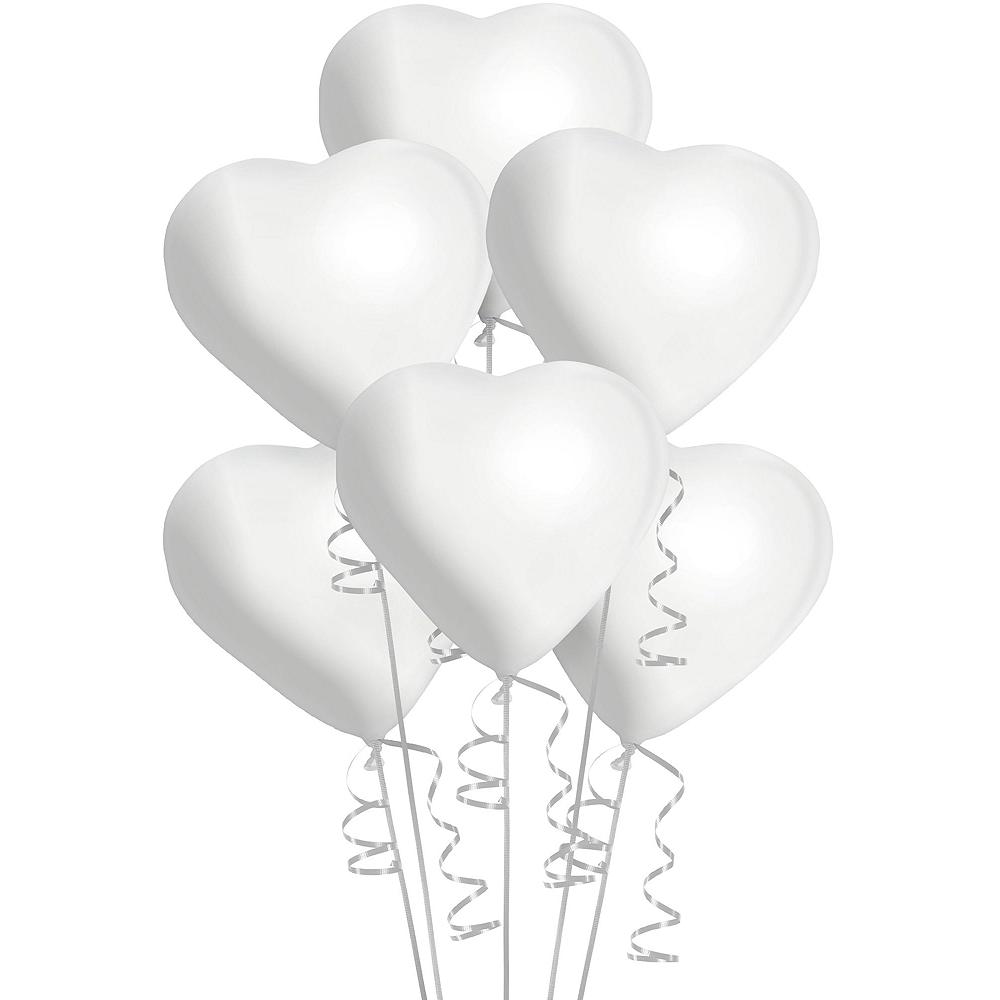 Valentine's Day Pom-Pom Balloon Kit Image #2